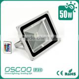 Building Decoration Lights waterproof color chaging 50W rgb projector lamp Epistar chips                                                                         Quality Choice