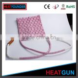 PROFESSIONAL HIGH TEMPERATURE RESISTANCE CERAMIC HEATER PAD FOR INDUSTRIAL HEATING IN STOCK