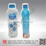 stand up pouch with spout for water liquid beverage juice package,side gusset aluminum foil bag with valve