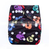 Free sample Cloth film baby diaper Made in China