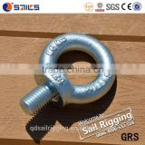 M24 C15/C15E Carbon Steel Forged Galvanized Din580 Lifting Eye Bolt                                                                         Quality Choice                                                     Most Popular