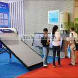 Solar Galvanized steel compact solar pressurized heat pipe solar water heater system,Model No:FP-GV2.05-01-A