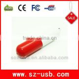 pills shape silicone Real capability flash memory