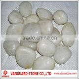 white polished pebbles wholesaler price
