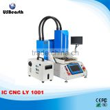 Simple configuration LY 1001 IC chipset CNC milling router grinding machine for iPhone iPad main board repairing                                                                         Quality Choice