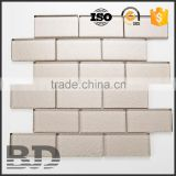 China supply Acid-Resistant mosaic wall tile with Glass Material