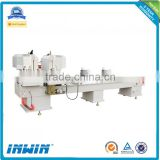 China window machinery / double mitre saw for aluminum