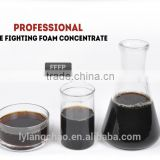 Security environmental protection FFFP film forming fluoroprotein fire fighting foam extinguishing agent