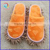 women microfiber floor mop chenille cleaning slipper