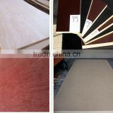 LINYI plywood, good quality plywood, okoume face, poplar core plywood (PLYWOOD MANUFACTURER)