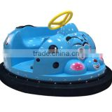 2015 latest bew arrive coin operated model colorful electric bumper car for sale