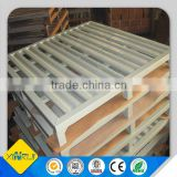 heavy duty stackable steel pallets standard pallet size                                                                                                         Supplier's Choice