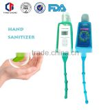 Customize hot sale 30ml bulk hand sanitizer with holder