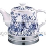 New Style Antique Ceramic Electric Tea Kettle