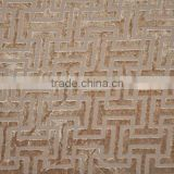 100%T burnt-out velvet(factory) fabric for home decoration