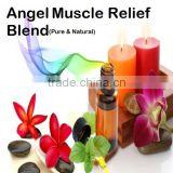 Angel Muscle Relief Blend (Aromatherapy Essential Oil Blend ).