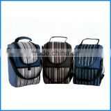 Oem Polyester Insulated Ice Cooler Box 6 Can Cooler Bag - Buy Cooler Box,Ice Cooler Box,Disposable Cooler Bag