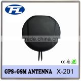 Magnet/stick/screw/roof mount GPS+GSM Combo antenna FAKRA female jack connector type customized