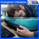 TPU inflatable office sleeping cushion camping compact pillow