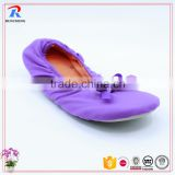 2016 purple color very warm plush ballet shoes