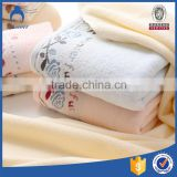 100% Cotton Cheap Soft Comfortable Customized Dyed Cotton Bath Towel