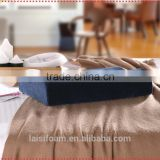 100% polyester memory foam pillow for decorative pillow LS-P-013-b wholesales foam pillow