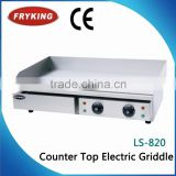 430 Stainless Steel Body Electric Teppanyaki Griddle