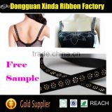 Factory Supply Wholesale Custom Design Bra Elastic Tape