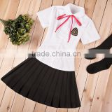 Customization Japanese school girl uniform set