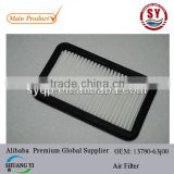 air filter 13780-63j00 used for suzuki