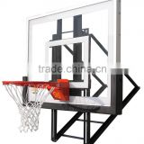 basketball rim basketball system with breakaway basketball rim