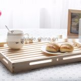 Wooden Storage Tray serving Tray Bread tray                                                                         Quality Choice