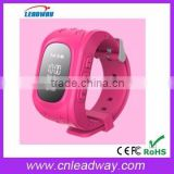 2015 wrist watch gps tracking device for kids factory