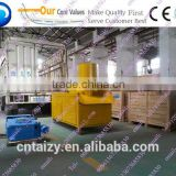 Cotton and Corn stalk briquetting machine / Straw stalk briquette making machine