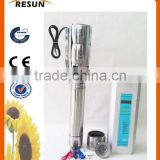 China factory supply wholesale price portable solar water pump