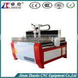 Good Service Adveritisng CNC Router Machine For Wood Aluminum Acrylic ZK-1212 Stepper Motor Ball Screw Transmission