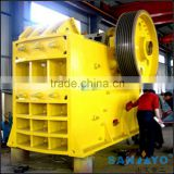 Jaw crusher are widely used to furnace slag, building stone, marble and other less than 320 MPa broken.