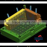 Manufacturer of mould city plastic square container mould