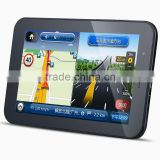 7 inch android GPS Navigation, MTK CPU, 3G communciation, wifi internet, capacitive screen