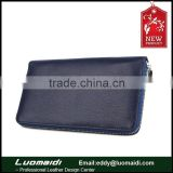 Hot sale high quality genuine leather passport holder, customize passport cover, passport case from China Guangzhou factory