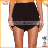 High Waist Women Sport Short Pants/Gym Short Pants Wholesale