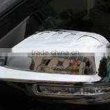 chrome mirror cover for ford explorer 2014, ABS with chrome mirror cover ,ford mirror cover