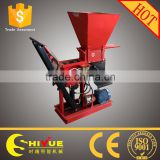 small industry making machinery Eco Brava clay brick making machine price manual compressed earth block machine