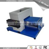 small size multifunctional flatbed printer/high quality flatbed printer/flatbed printer with factory price