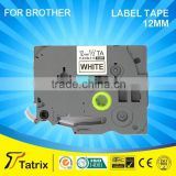Compatible for Brother label tape TZE-231, Label Printer Ribbon For Brother label machine