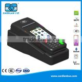 Handheld ticket validator support barcode, NFC, IC card, camera, blutooth, GPS, WIFI, GPRS