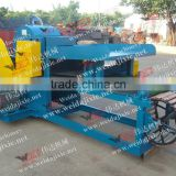 Banana fiber cutting Jute decorticator machine