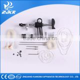 Hot sale Top quality animal remedy double-barreled continuous syringe injector veterinary