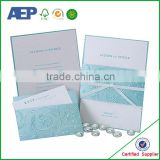 Customized Cheap Wholesale Acrylic Invitation Card