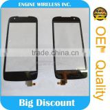 digitizer glass panel lens for fly IQ 4405,original unlocked&100% warranty wholesale